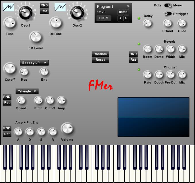 FMer synthé vsti plugin gratuit